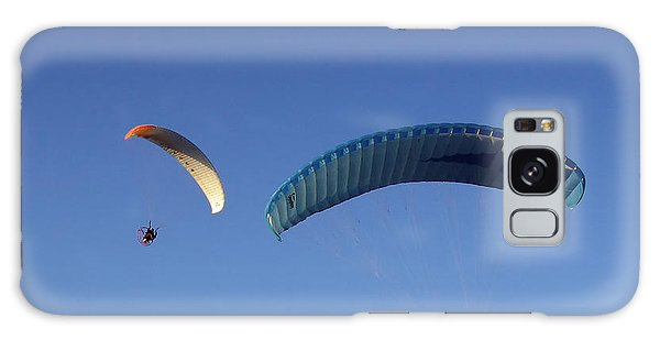 Powered Parachute Galaxy Case by John Swartz