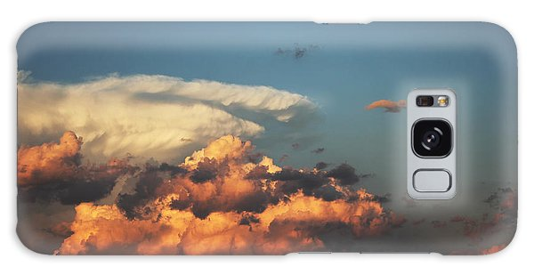 Powerful Cloud Galaxy Case