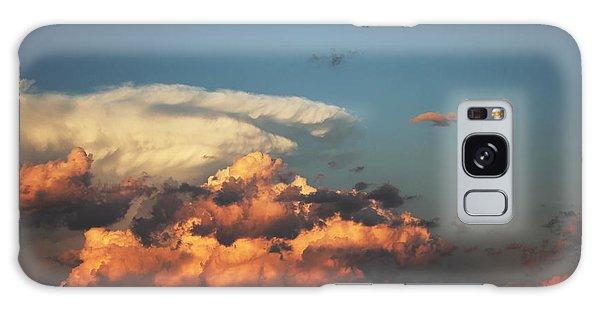 Powerful Cloud Galaxy Case by Ryan Crouse