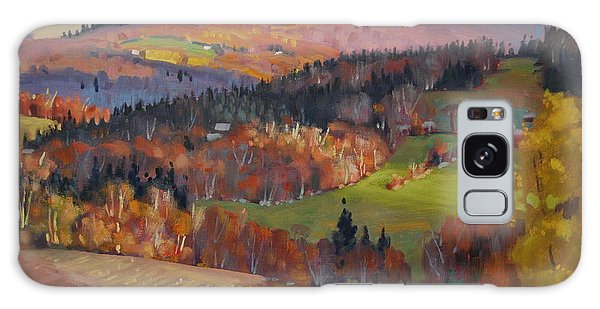 Pownel Vermont Galaxy Case by Len Stomski