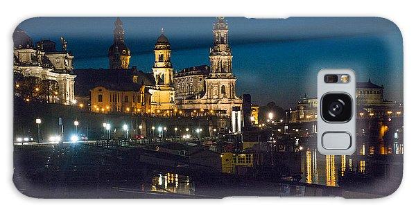 Dresden In Evening Galaxy Case