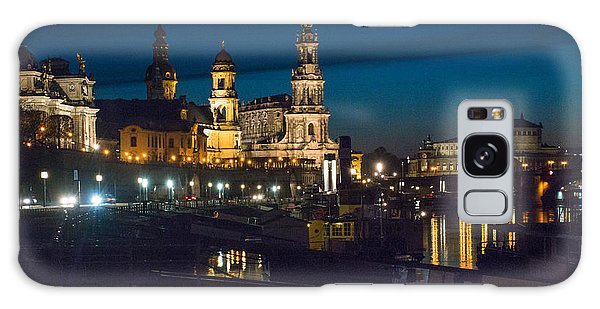 Dresden In Evening Galaxy Case