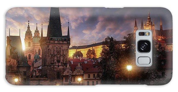 Landmark Galaxy Case - Prague Sun. by Juan Pablo De