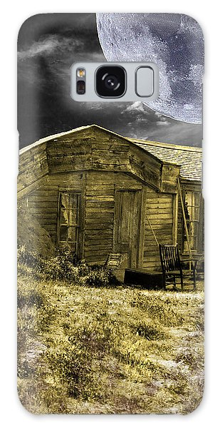 Prairie Life Digital Galaxy Case
