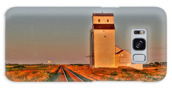 Prairie Meadows Galaxy Case