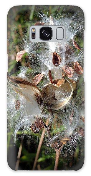 Prairie Milkweed Galaxy Case