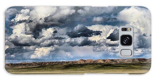 Prairie Spring Galaxy Case