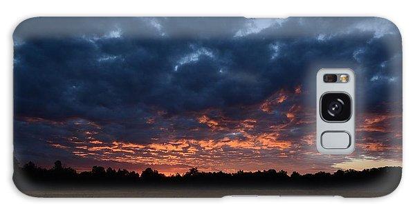 Prairie Sunrise Galaxy Case