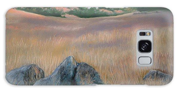Prairie Sunset Galaxy Case