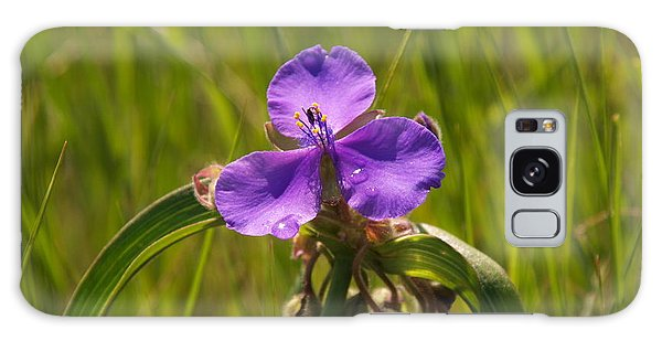 Prairie Wild Flower Galaxy Case