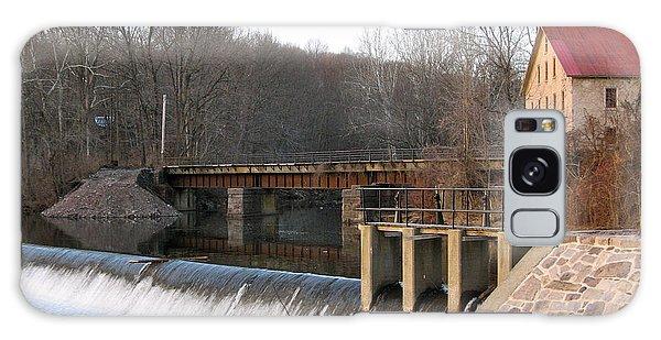Prallsville Mill Galaxy Case
