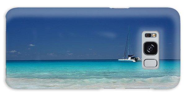 Praslin Island Catamaran Galaxy Case
