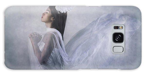 Scarf Galaxy Case - 'pray Of Angel' by Ryanholy