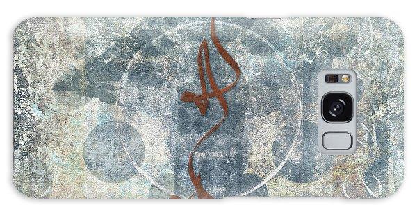Prayer Flag 12 Galaxy Case by Carol Leigh