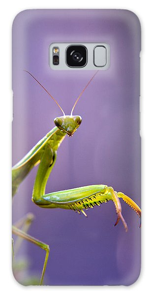 Praying Mantis  Galaxy Case