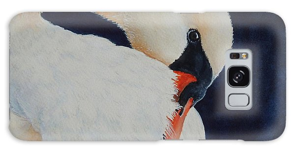 Preening. Sold  Galaxy Case
