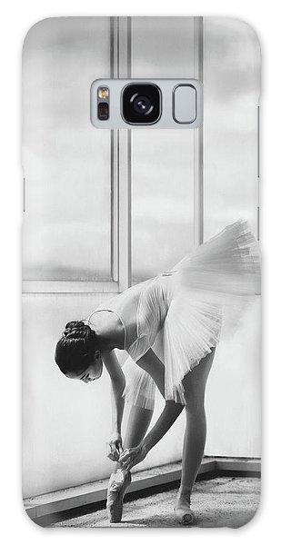 Ballerina Galaxy Case - Preparation by Sebastian Kisworo