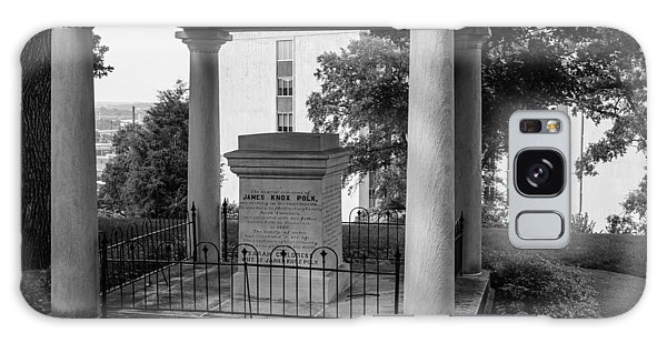 President James K Polk Tomb Galaxy Case by Robert Hebert
