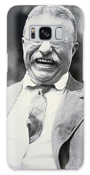 Moustache Galaxy Case - President Theodore Roosevelt by American Photographer