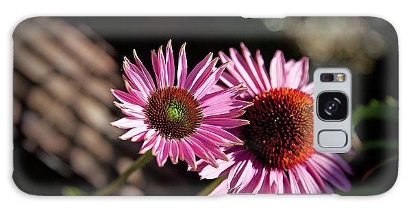Pretty Flowers Galaxy Case