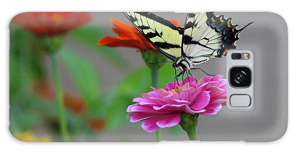 Pretty On Pink Galaxy Case by Lorna Rogers Photography