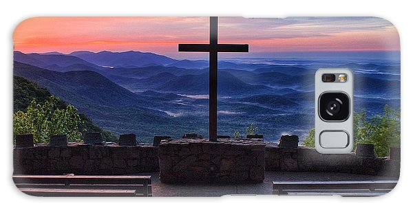 Pretty Place Chapel Sunrise Galaxy Case
