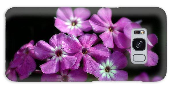 Pretty Purple Galaxy Case