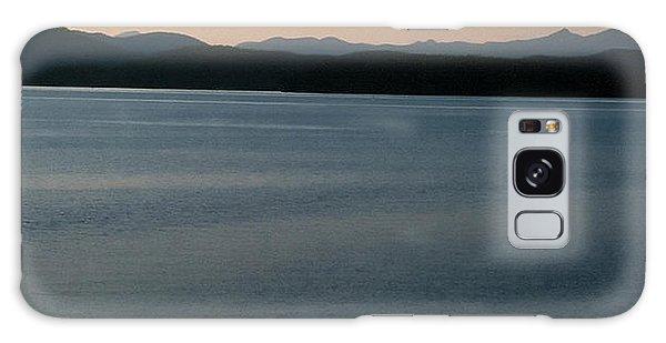 Priest Lake Sunset 8069 Galaxy Case
