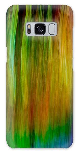Primary Rainbow Galaxy Case