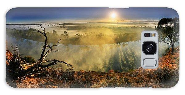 Primeval Dawn Galaxy Case by Bill  Robinson