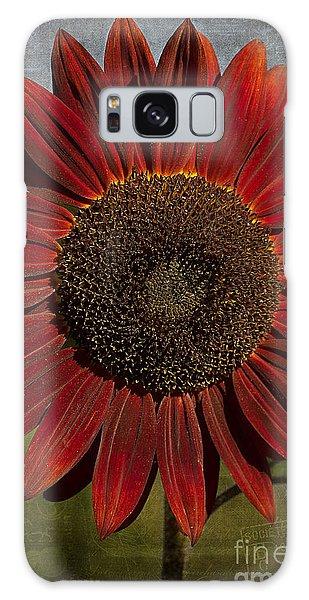 Primitive Sunflower 2 Galaxy Case