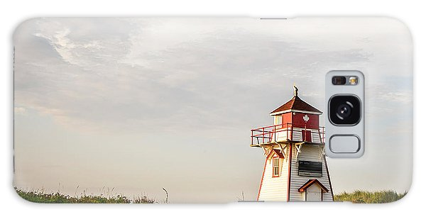 Prince Edward Island Lighthouse Galaxy Case