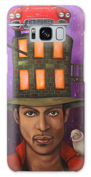 Prince Galaxy Case by Leah Saulnier The Painting Maniac