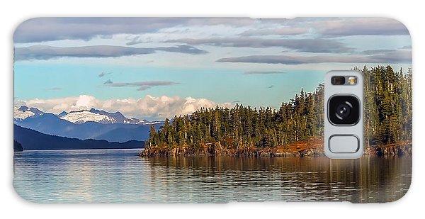 Prince William Sound Alaskan Landscape Galaxy Case