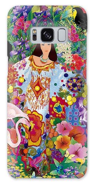 Princess Guajira Galaxy Case