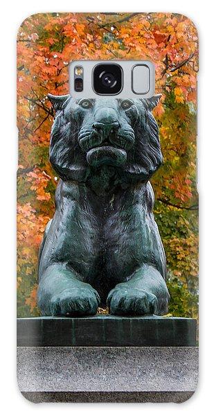 Princeton Panther Galaxy Case