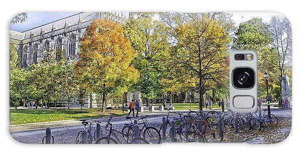 Princeton University Campus Galaxy Case by Madeline Ellis