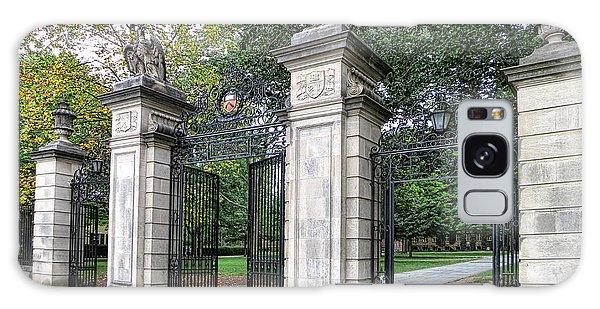 Princeton University Main Gate Galaxy Case