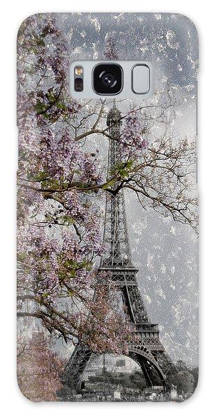 Printemps Parisienne Galaxy Case