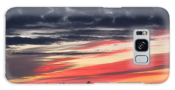 Prism At Sunset Galaxy Case by Joetta Beauford