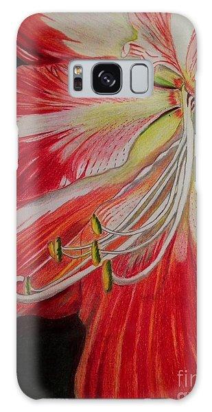 Prismacolor Amaryllis Galaxy Case by Brigitte Emme