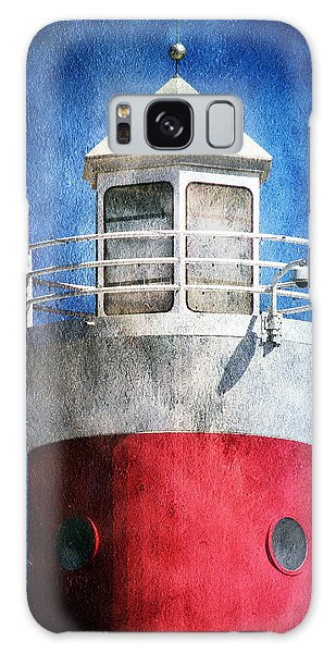 Private Lighthouse Galaxy Case