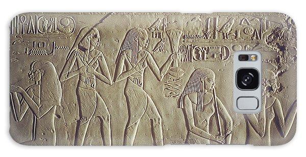 Private Tomb Of Kheruef Kheruf Cheriuf Tt 192 Asasif-stock Image-fine Art Print-valley Of The Kings Galaxy Case