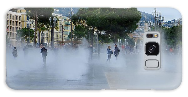Promenade Des Arts Nice Galaxy Case