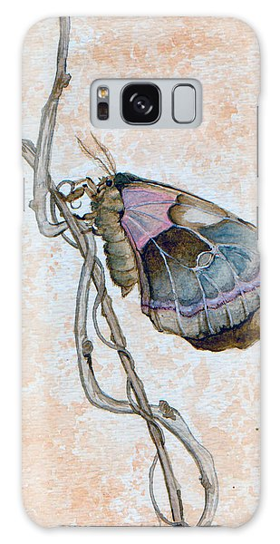 Promethea Moth Galaxy Case