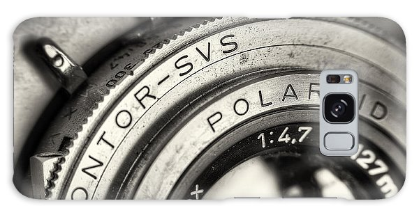 Vintage Camera Galaxy Case - Prontor Svs by Scott Norris