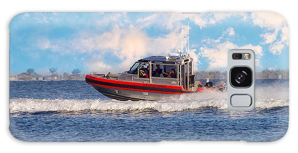 Protecting Our Waters - Coast Guard Galaxy Case