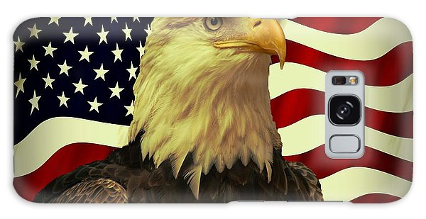 Feather Stars Galaxy Case - Proud American by Movie Poster Prints