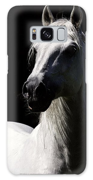 Proud Stallion Galaxy Case by Wes and Dotty Weber