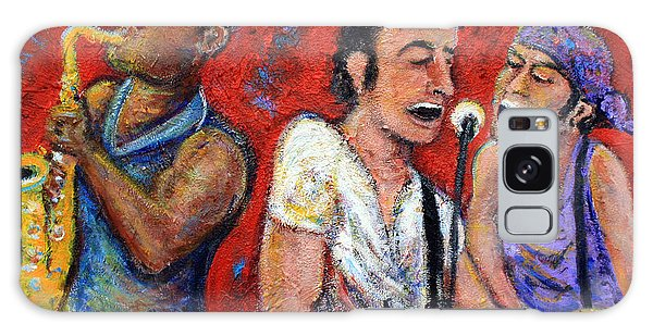 Bruce Springsteen Galaxy S8 Case - Prove It All Night Bruce Springsteen And The E Street Band by Jason Gluskin